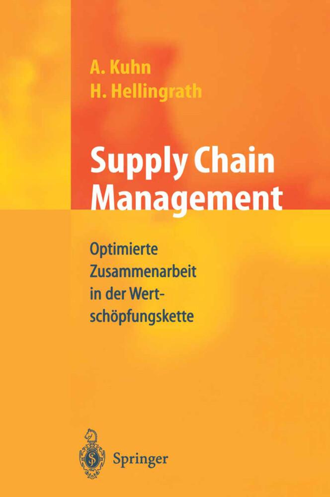 Supply Chain Management als Buch
