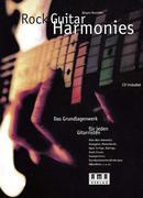 Rock Guitar Harmonies. Mit CD