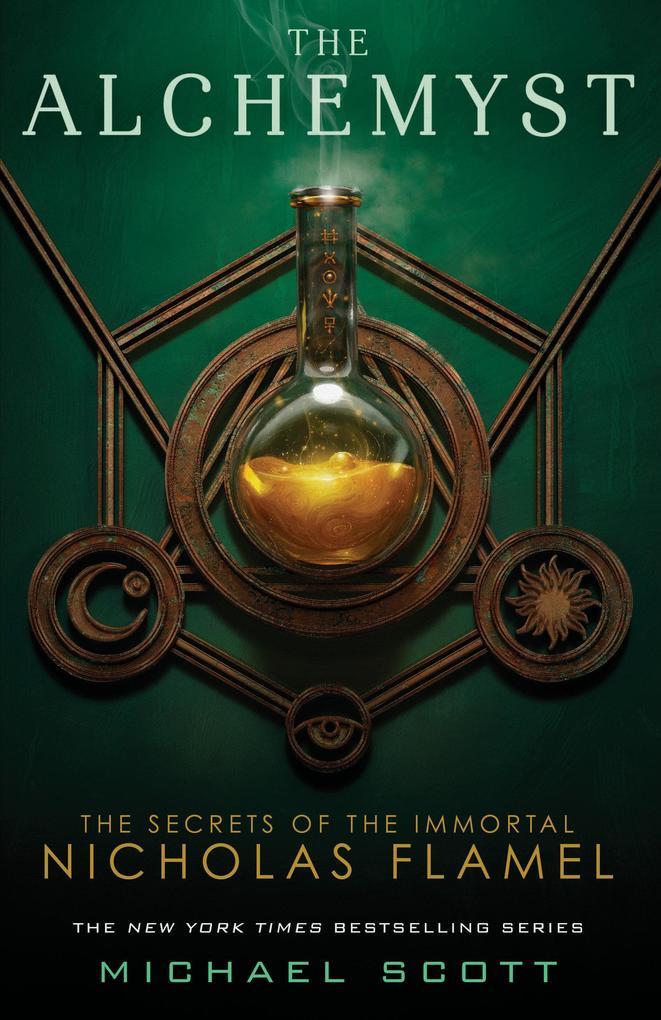 The Alchemyst als Taschenbuch