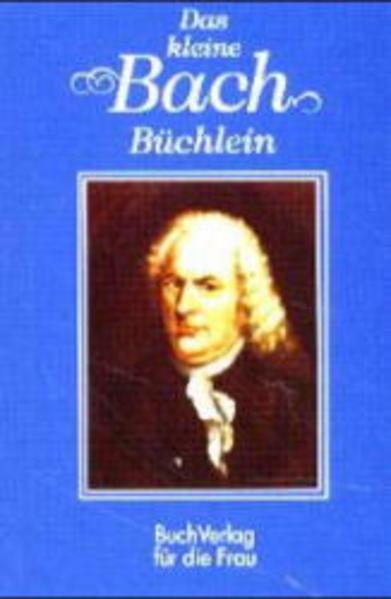 Das kleine Bach-Büchlein als Buch