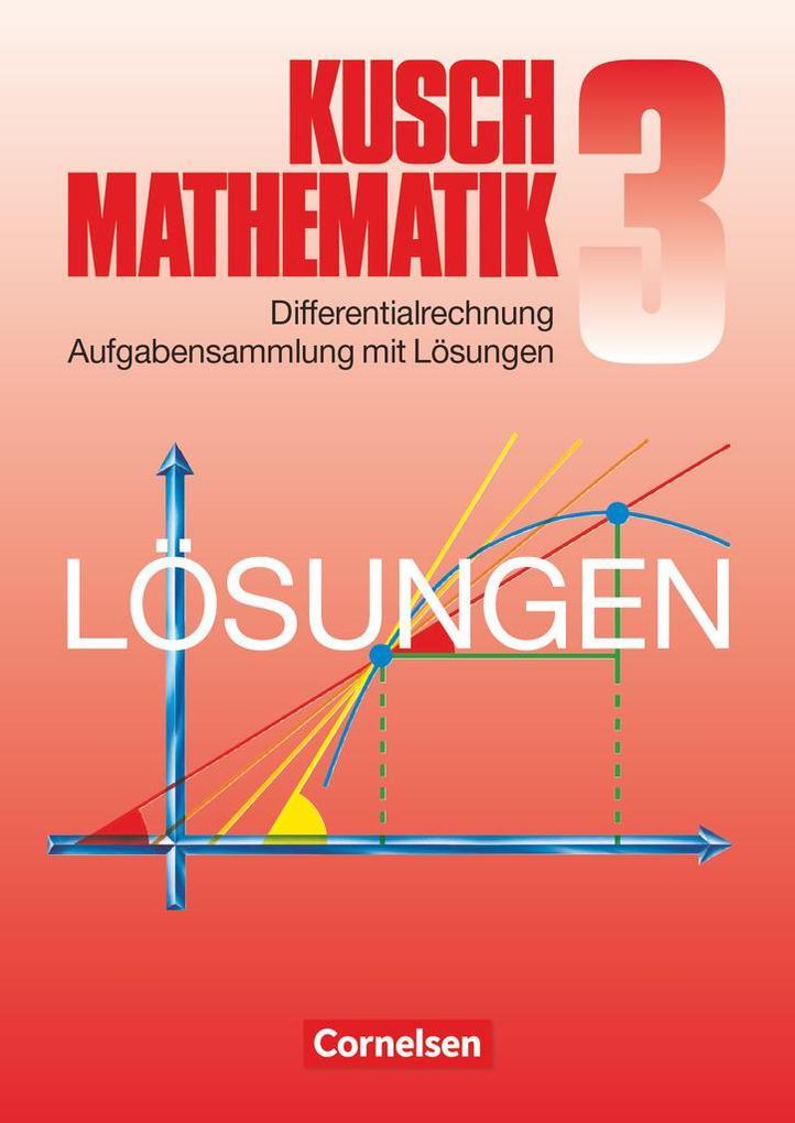 Mathematik. Lösungsbuch zu Teil 3: Differentialrechnung als Buch