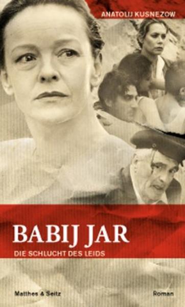 Babij Jar - Die Schlucht des Leids als Buch