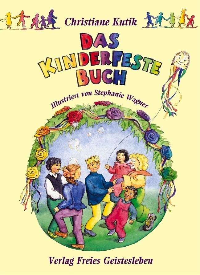 Das Kinderfestebuch als Buch
