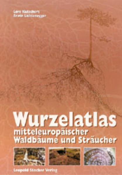 Wurzelatlas mitteleuropäischer Waldbäume und Sträucher als Buch