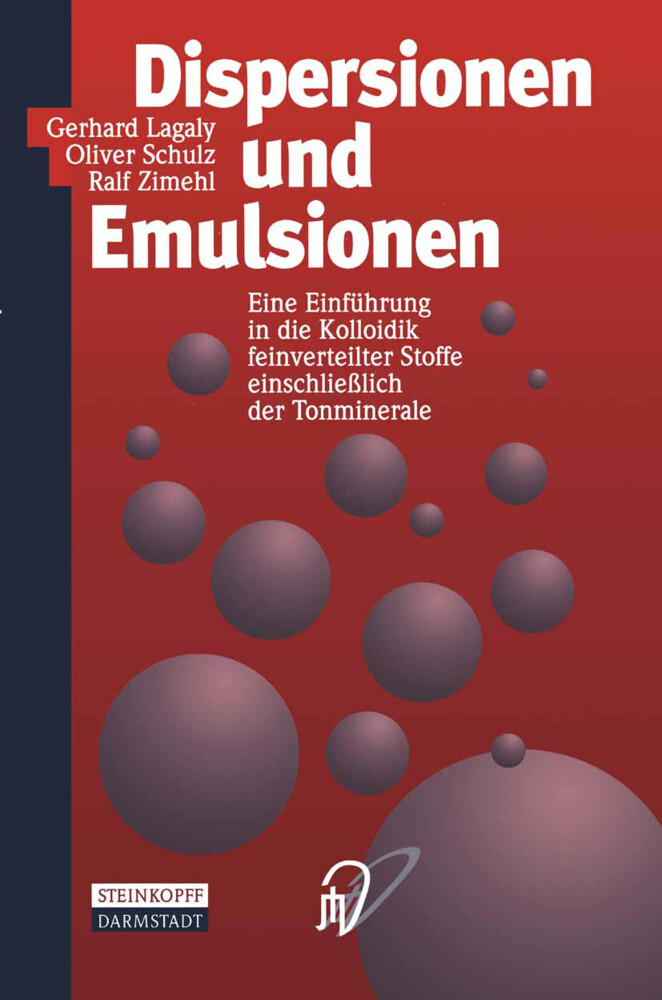 Dispersionen und Emulsionen als Buch
