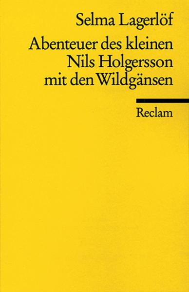 Abenteuer des kleinen Nils Holgersson mit den Wildgänsen als Taschenbuch
