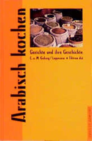 Arabisch kochen als Buch
