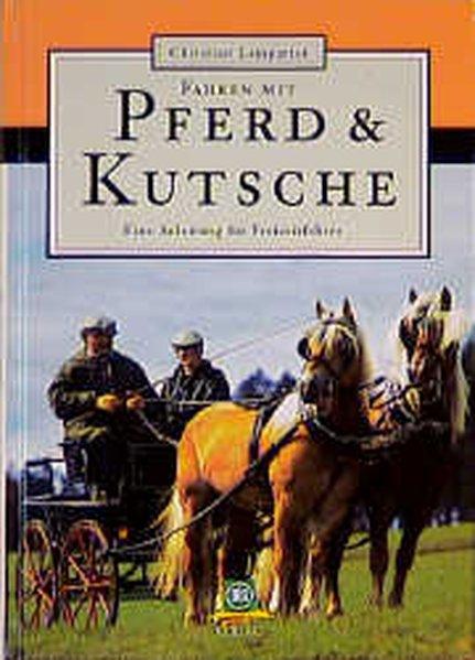 Fahren mit Pferd und Kutsche als Buch
