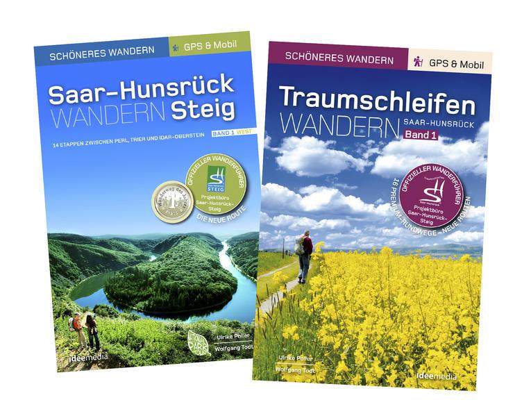 Schöneres Wandern Pocket: SaarHunsrückSteig & T...