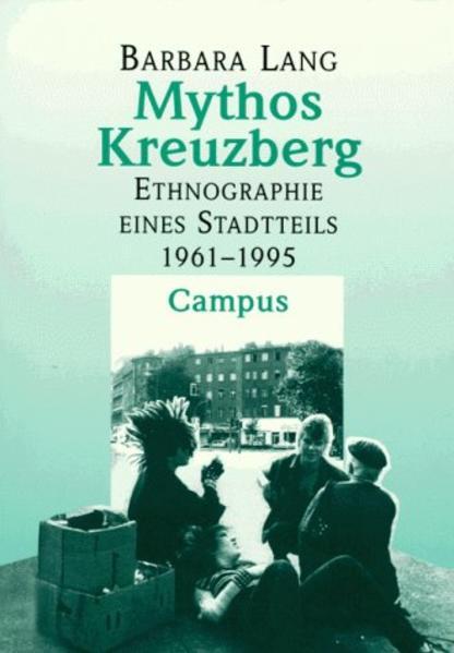 Mythos Kreuzberg als Buch