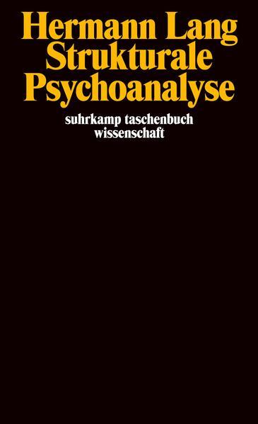 Strukturale Psychoanalyse als Taschenbuch
