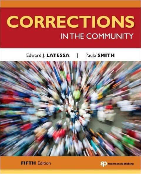 Corrections in the Community als Buch von Edwar...