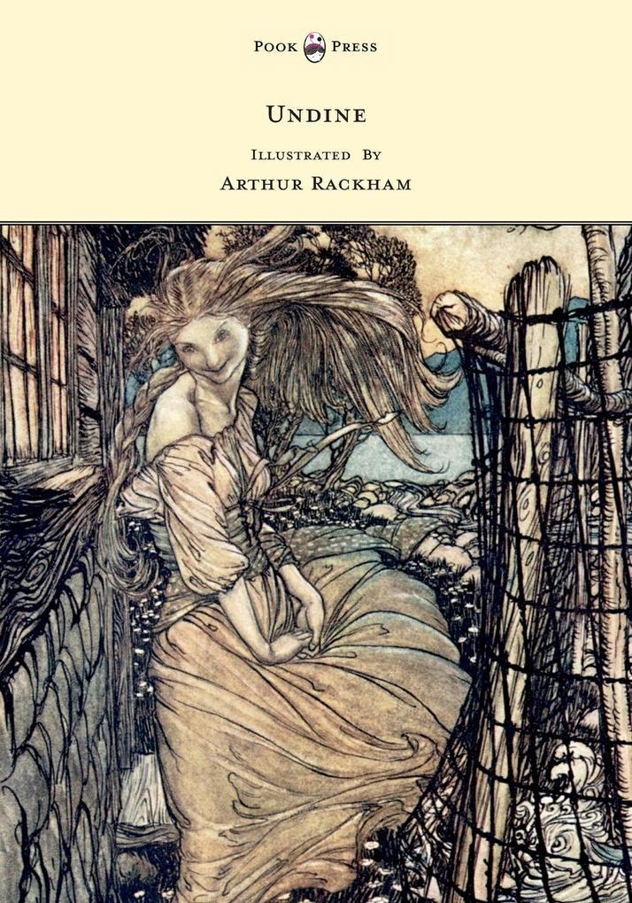Undine - Illustrated by Arthur Rackham als Tasc...