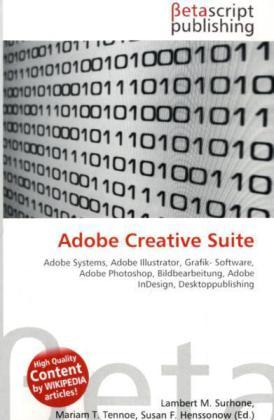 Adobe Creative Suite als Buch von