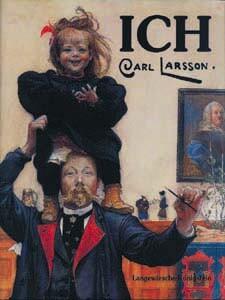 Ich, Carl Larsson als Buch