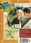 Sterzing - Gossensass Carta Panoramica dei Sentieri - Vipiteno - Colle Isarco 1 : 200 000 Luftbildpanoramakarte - Wanderkarte