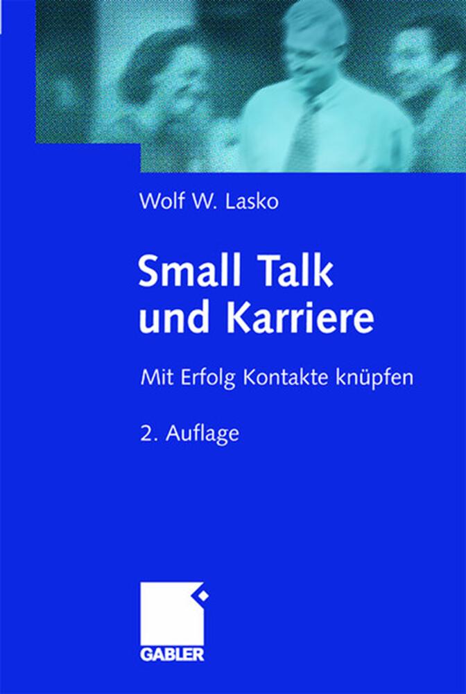 Small Talk und Karriere als Buch