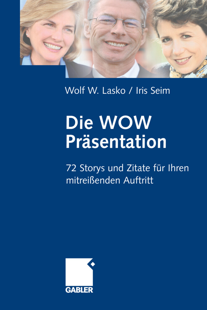 Die Wow-Präsentation als Buch
