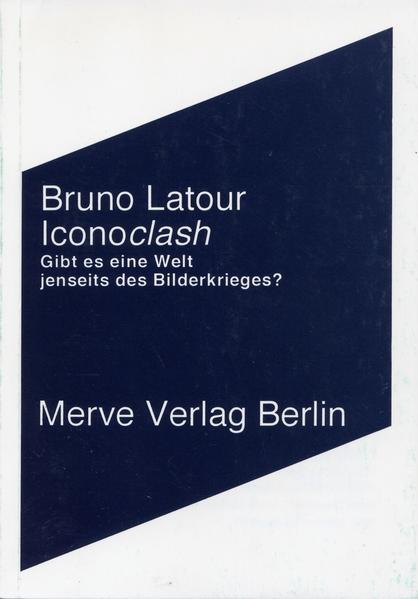 Iconoclash als Buch