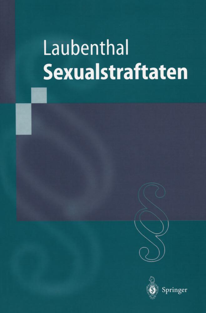 Sexualstraftaten als Buch