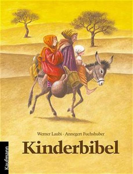 Kinderbibel als Buch