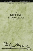 A Kipling Chronology