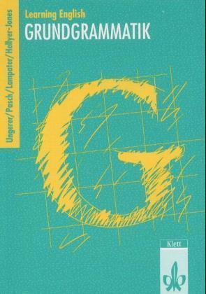 Learning English. Grundgrammatik. Ausgabe für Gymnasien als Buch
