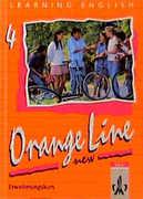 Learning English. Orange Line 4. New. Erweiterungskurs. Schülerbuch
