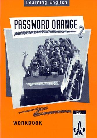 Learning English. Password Orange 2. Workbook. RSR als Buch