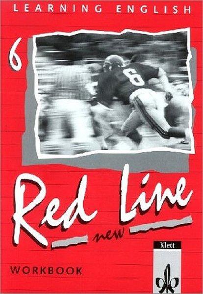 Red Line New 6. Workbook als Buch