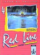 Red Line New 4. Schülerbuch. Bayern