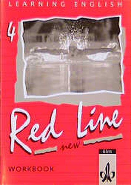 Red Line New 4. Workbook als Buch