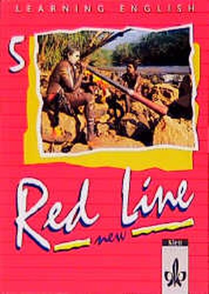 Red Line New 5. Schülerbuch als Buch