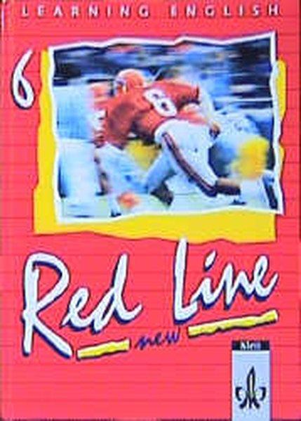 Red Line New 6. Schülerbuch als Buch