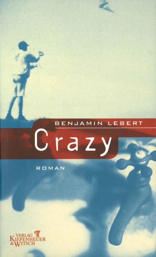Crazy als Buch