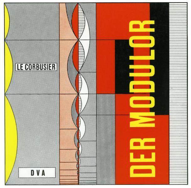 Le Corbusier - Der Modulor als Buch (kartoniert)