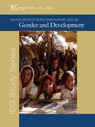 Gender and Development: An Evaluation of World Bank Support, 2002-08