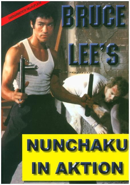 Bruce Lee's Nunchaku in Aktion als Buch