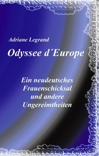 Odysee d'Europe als Buch