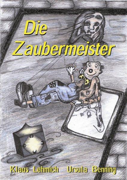 Die Zaubermeister als Buch