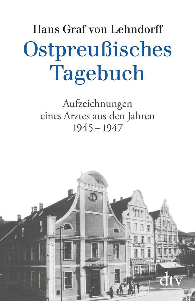 Ostpreußisches Tagebuch als Taschenbuch
