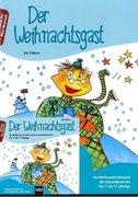 Der Weihnachtsgast. Buch und AudioCD