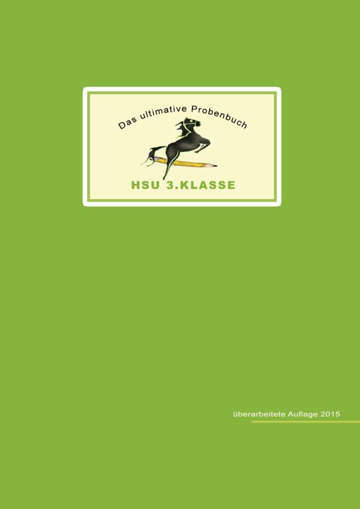 Das ultimative Probenbuch HSU 3. Klasse als Buch