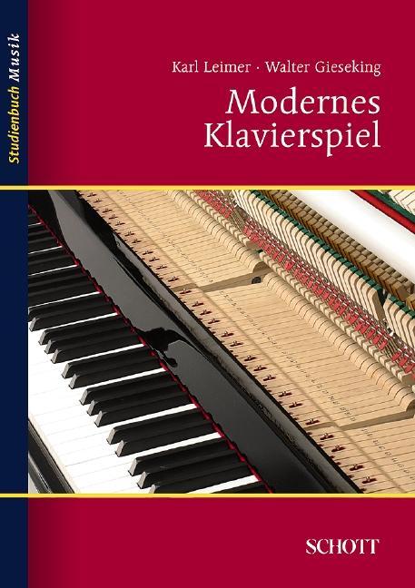 Modernes Klavierspiel als Buch