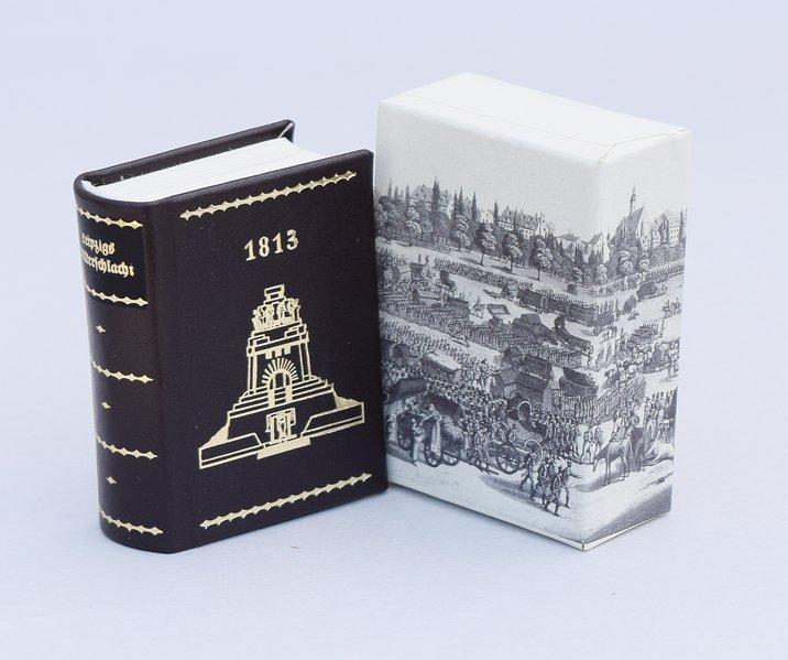 Leipzigs Völkerschlacht als Buch