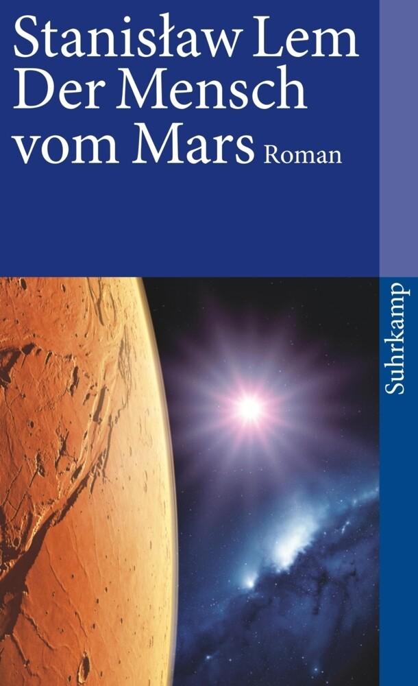 Der Mensch vom Mars als Taschenbuch