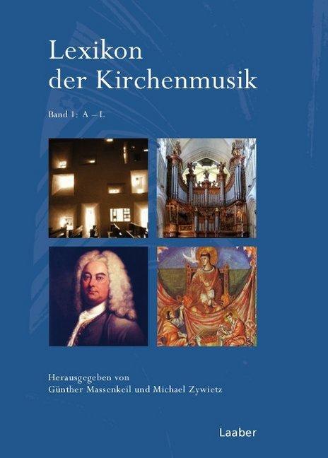 Lexikon der Kirchenmusik als Buch von