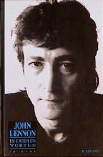 John Lennon in eigenen Worten als Buch