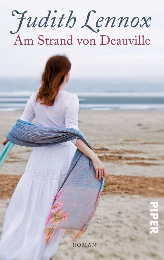 Am Strand von Deauville als Taschenbuch
