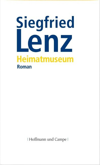Heimatmuseum als Buch